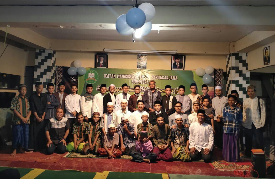 Peringati Maulid Nabi Muhammad, IMMPASS Santuni Anak Yatim