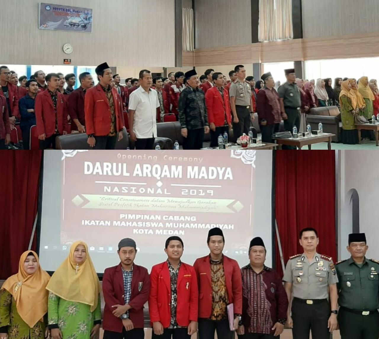 IMM Kota Medan, Adakan Pengkaderan Nasional