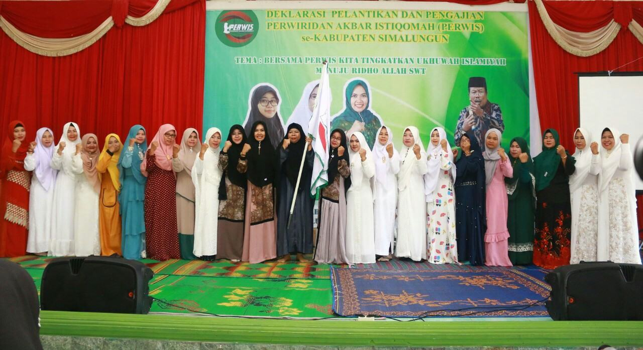 Perwis se Kecamatan Simalungun, Emak-emak Bisa Beri Perubahan