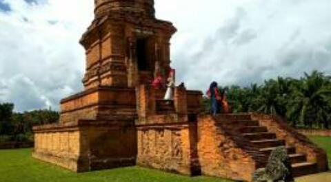 Candi Portibi Salah Satu Objek Wisata Kabupaten Padang Lawas Utara Portal Berita Regional Medan Sumatera Utara