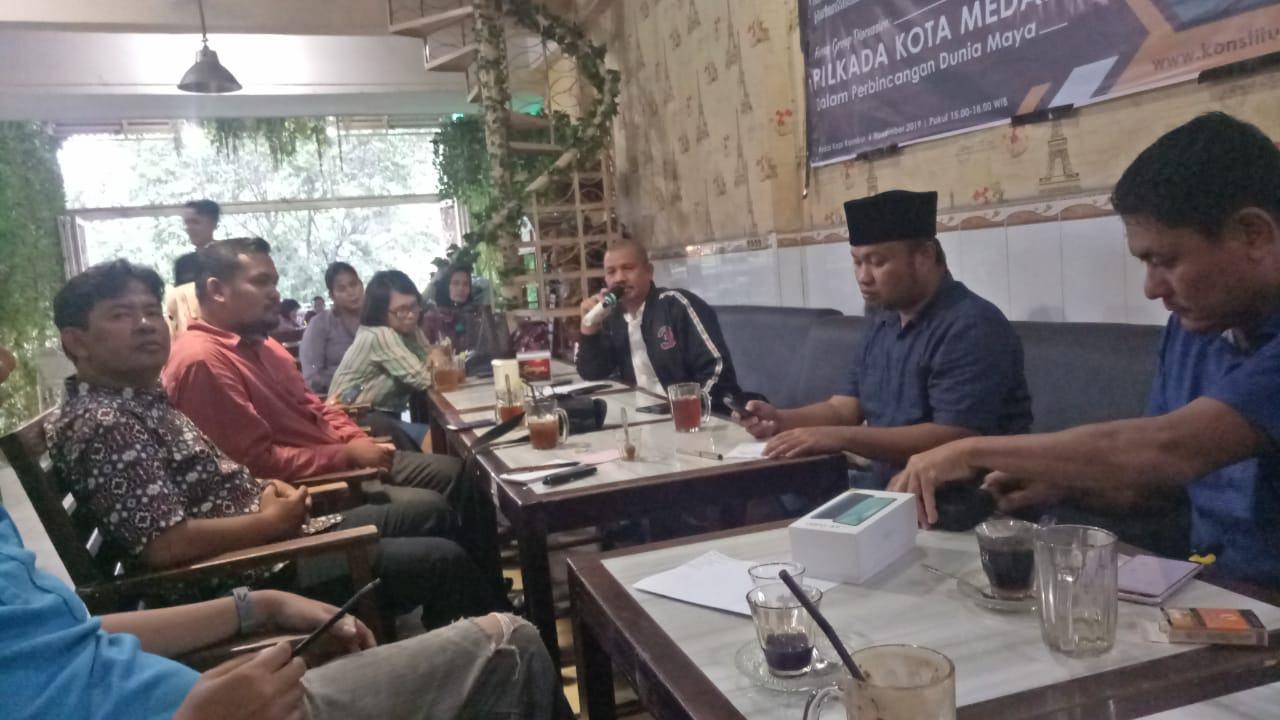 Simpulan FGD Rumah Konstituen: Selamatkan Pilkada Medan !