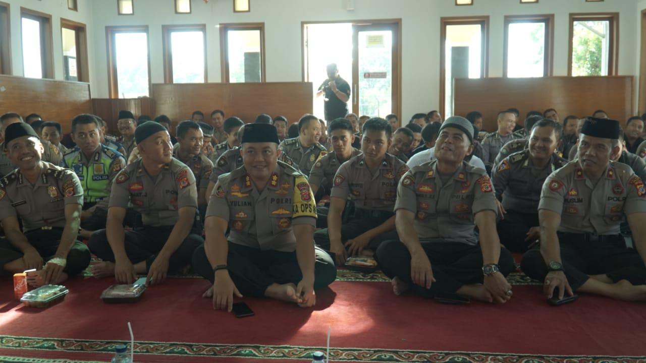 Teladan Nabi Muhammad, Gerakkan Polisi Promoter