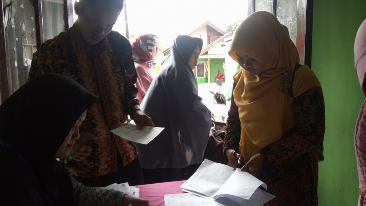 PGRI Banjarsari, Fasilitasi Simulasi Tes CPNS