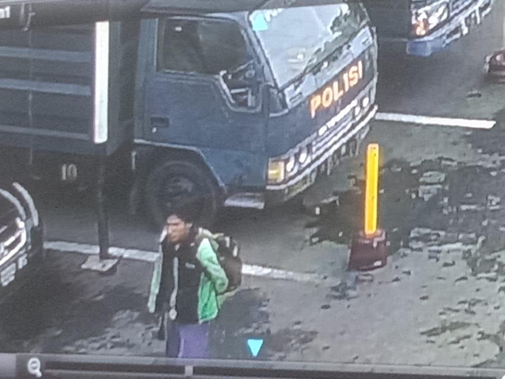Bom di Poltabes Medan, Ini Identitas Pelaku