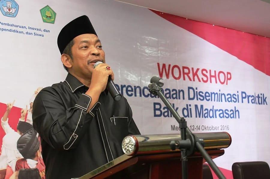 Bom di Polrestabes Medan, Rektor UIN SU : Radikalisme Bertentangan dengan Ajaran Islam