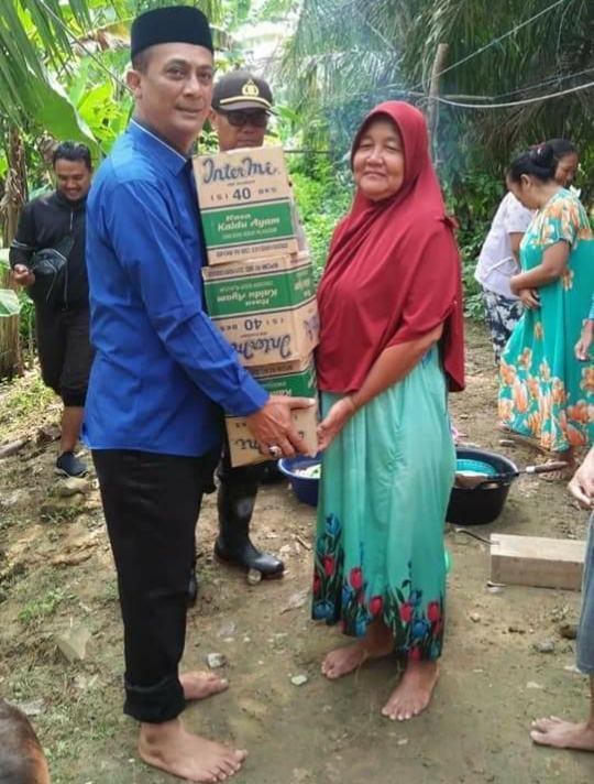 Aceh Tamiang Banjir, Partai Demokrat Beri Bantuan