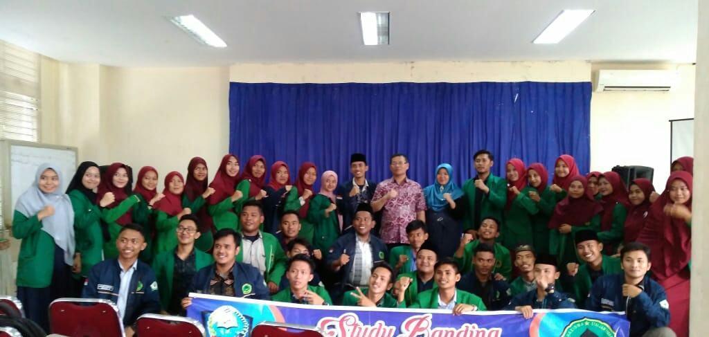 Sema STAI JM Tanjung Pura, Studi Banding ke Sema UIN-SU