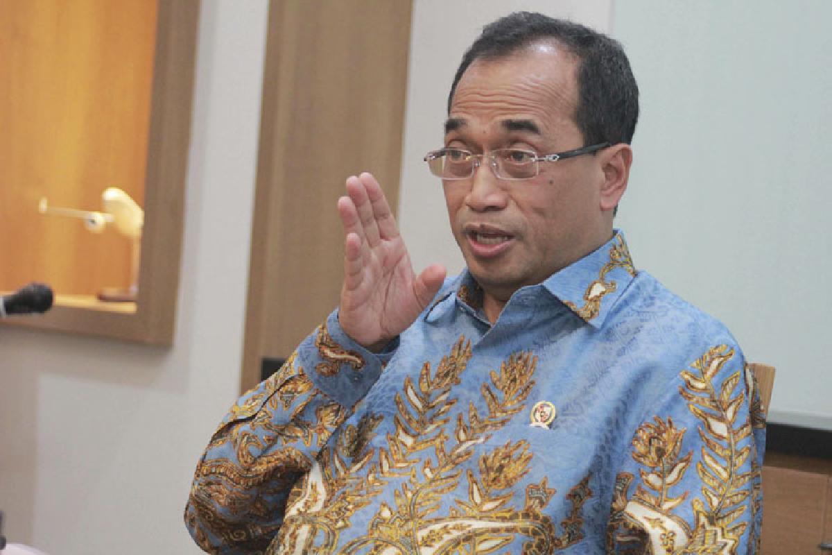 Bom di Polrestabes Medan, Menteri Perhubungan Angkat Bicara
