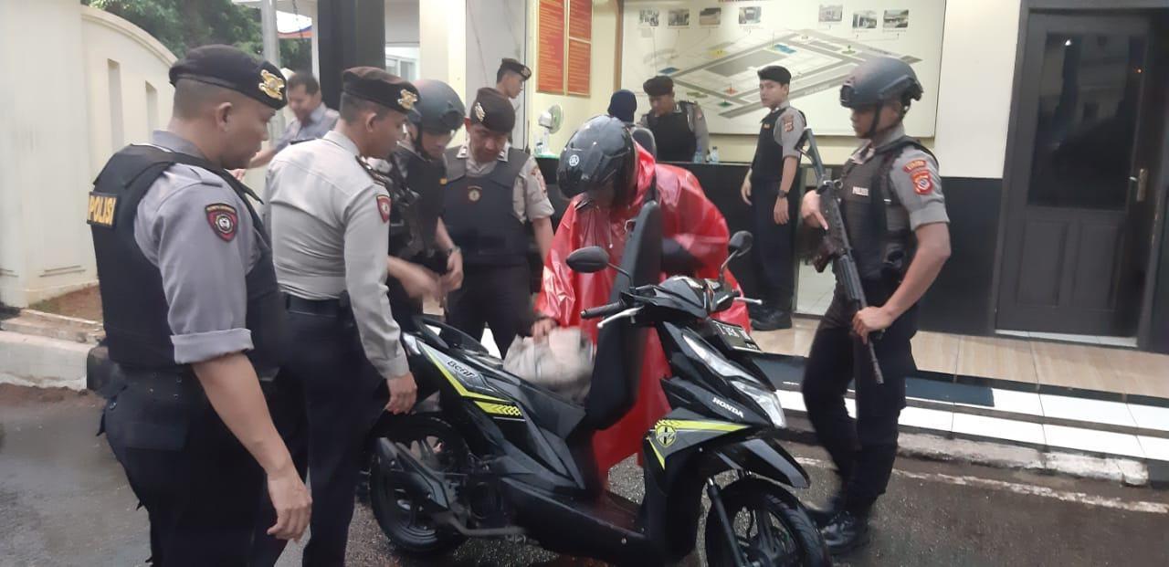 Bom di Polrestabes Medan, Polres Banjar Perketat Keamanan
