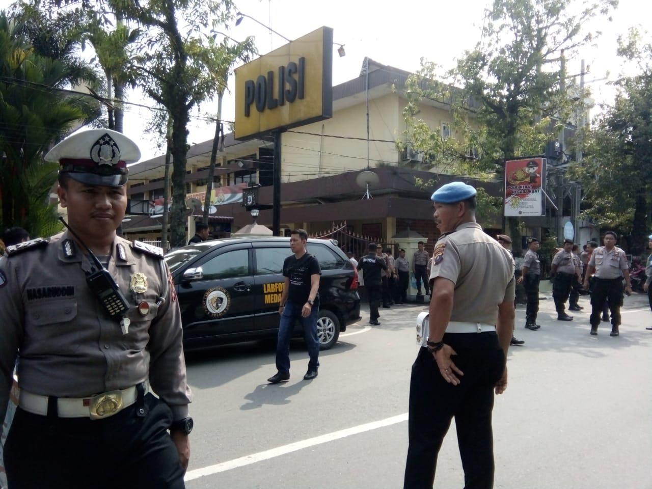 Imades, Ajak Masyarakat Bantu Polisi Lawan Aksi Terorisme