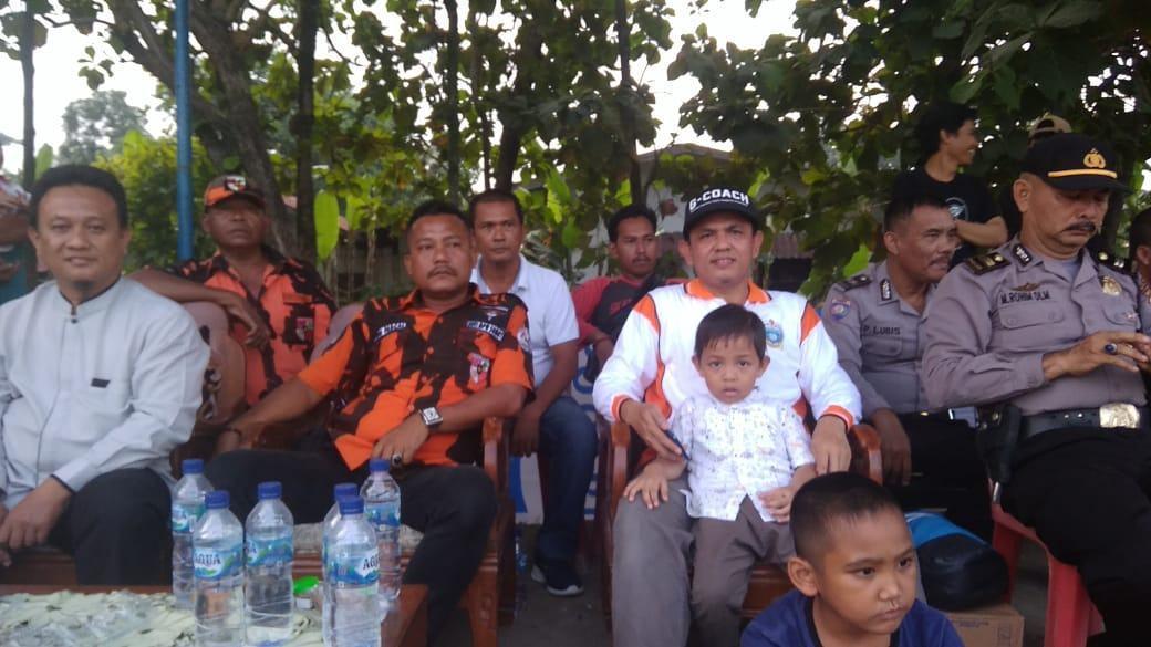 Pemuda Pancasila Indra Kasih, Final Turnamen Sepakbola Kiyam Berlangsung Meriah