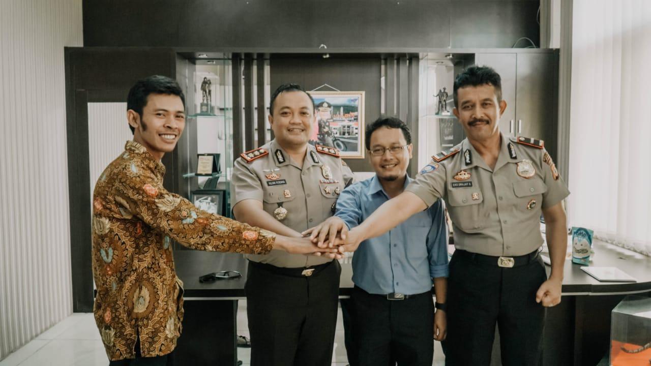 Milad Muhammadiyah ke-107, Kapolres Banjar Ucapkan Selamat