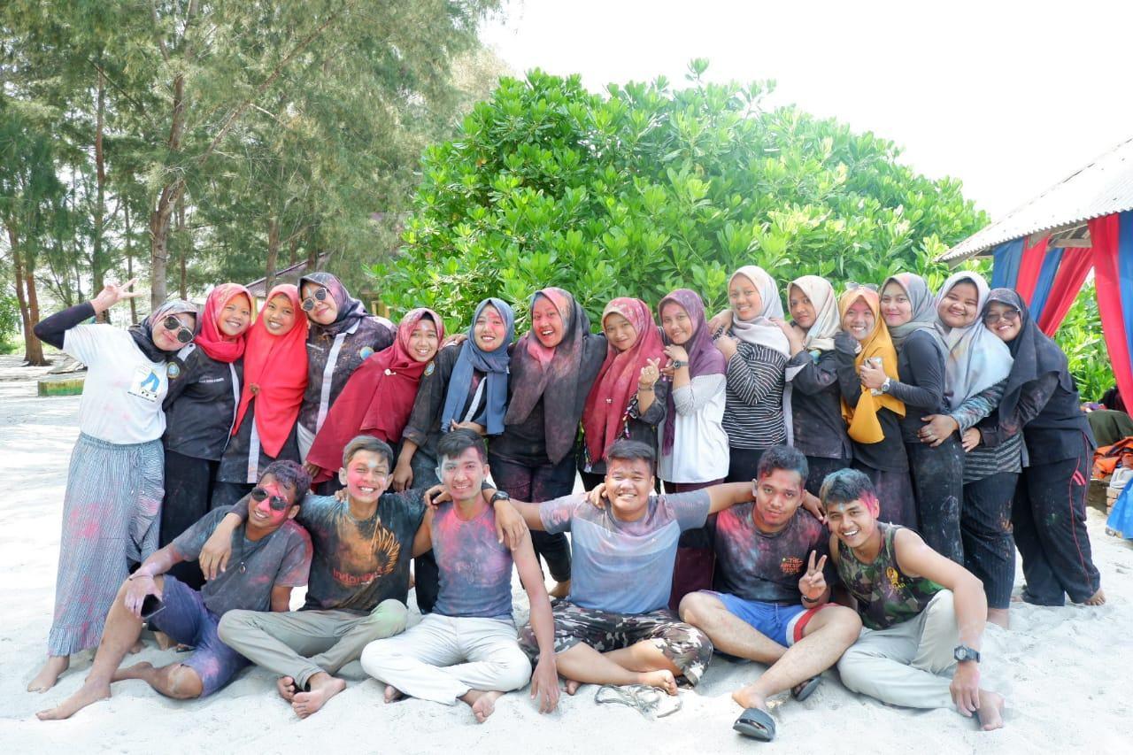 Mahasiswa BKI FITK UIN SU, Lakukan Tadabur Alam