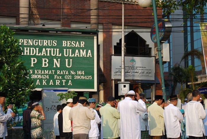 PBNU, Imbau Umat Islam Hormati para Habib dan Ulama