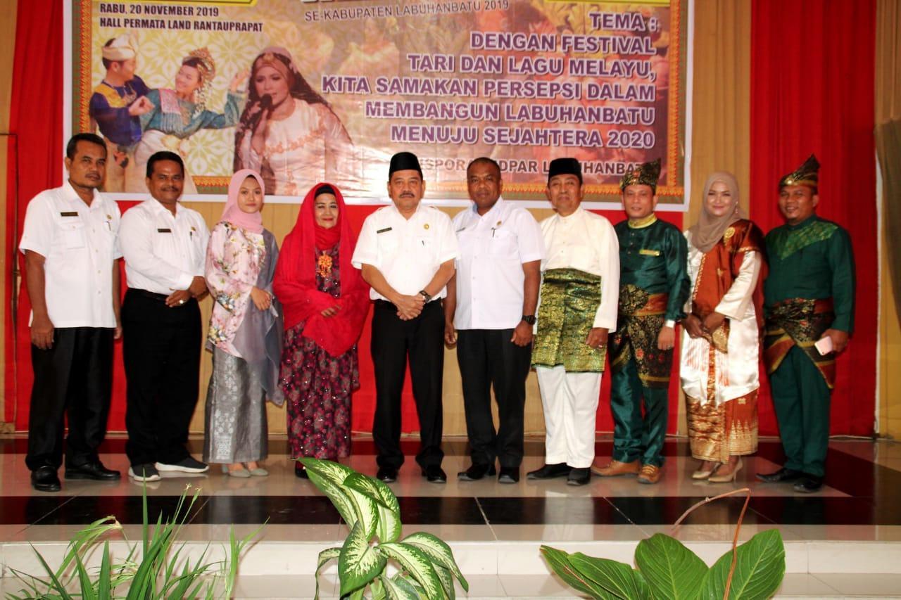 Sekdakab Labuhanbatu : Masyarakat Melayu Adalah Penduduk Asli Labuhanbatu