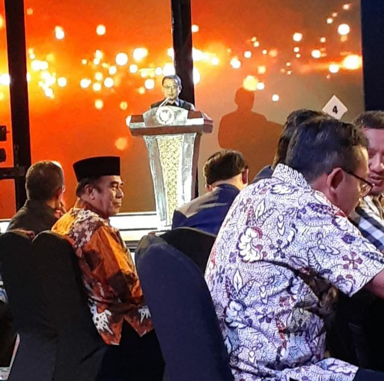 Menteri Agama, Sampaikan Pesan kepada Guru PPKn