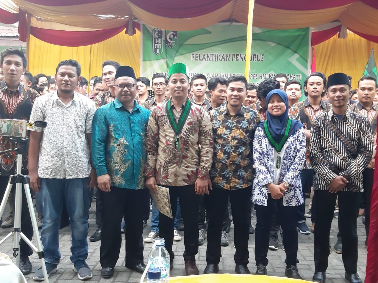 Pengurus HMI Cabang Medan, Resmi Dilantik