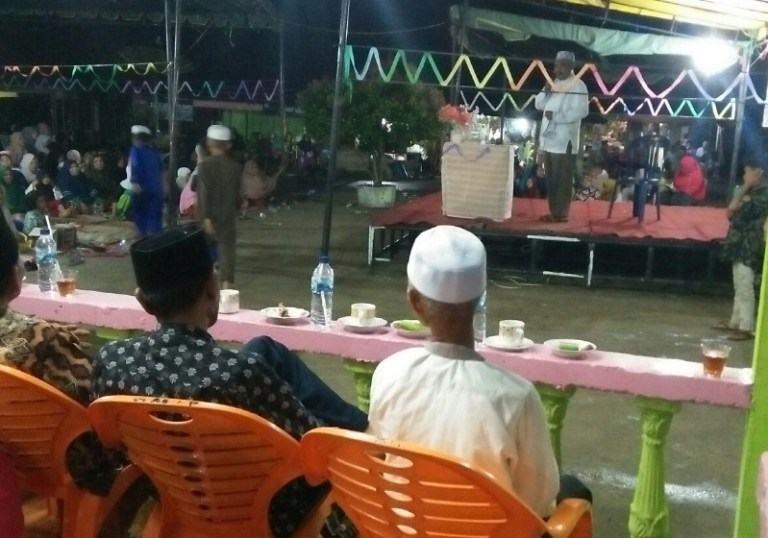 NNB Desa Hutaimbaru, Peringati Maulid Nabi Muhammad SAW