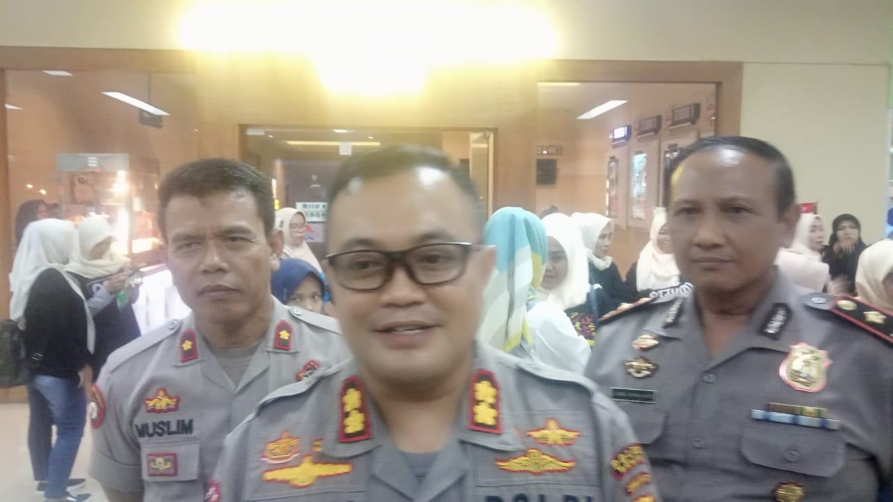 """Kapolres Banjar, Nobar Film """"SANG PRAWIRA"""""""