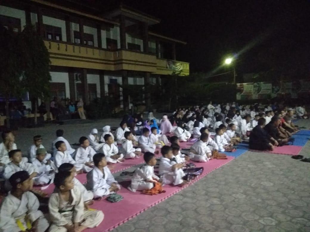 Bandung Karate Club, Gasame untuk Kemandirian dan Tanggungjawab