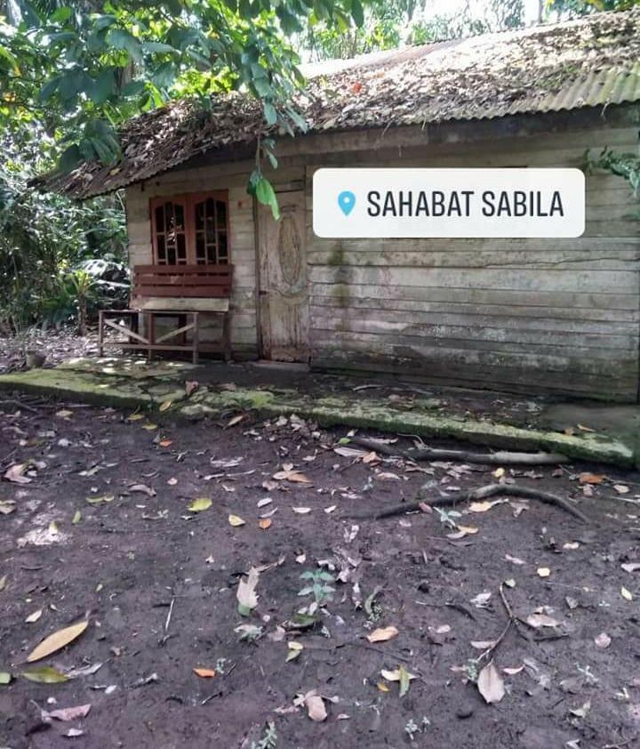 Sering Terkena Banjir, Mari Bantu Rumah Nek Maimunah di Langkat