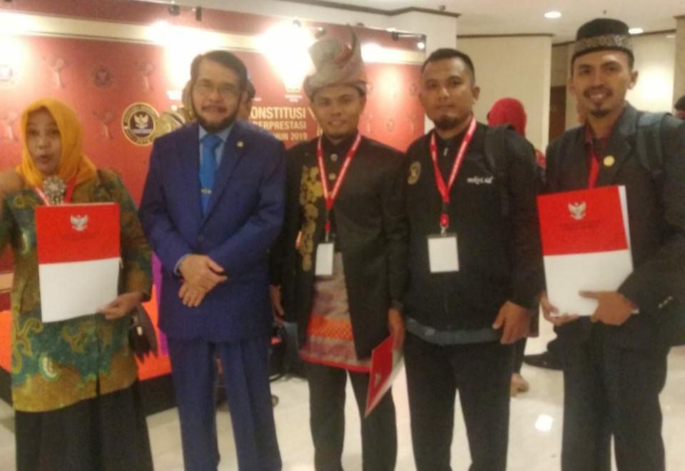Kemenag Sumut, Utus Guru Madrasah Ikuti Pelatihan Pemahaman Konstitusi