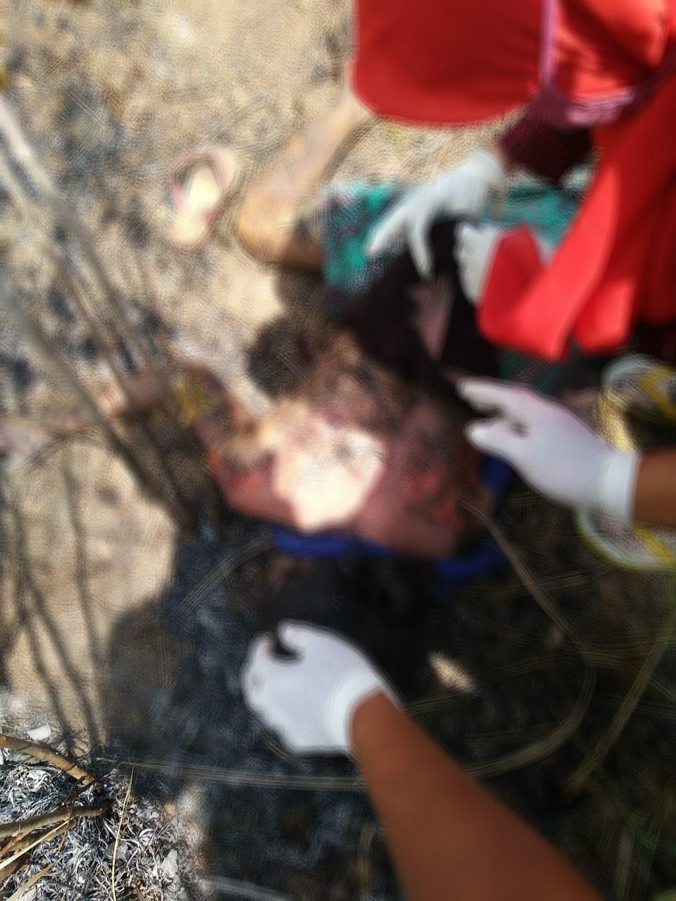Kebakaran Lahan Ciamis, Seorang Wanita Meninggal