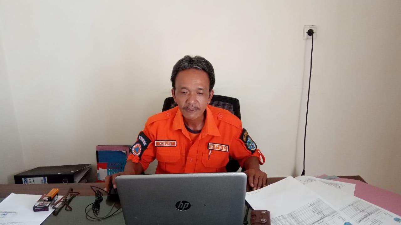 Hujan di Banjar, BPBD Antisipasi Musibah Bencana