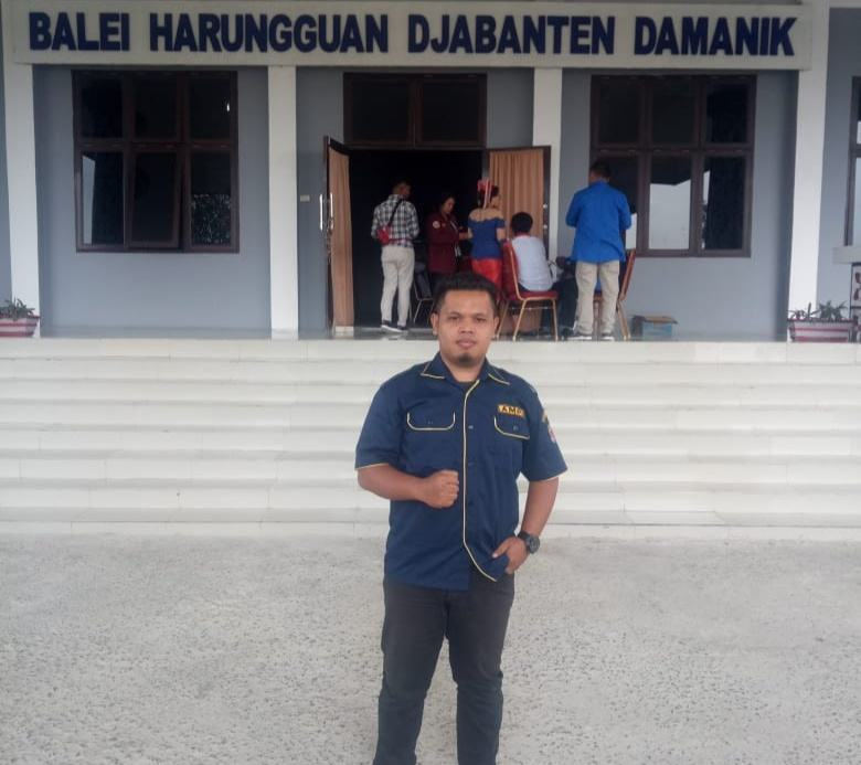 Musda KNPI Simalungun, OKP Memilih Walk Out