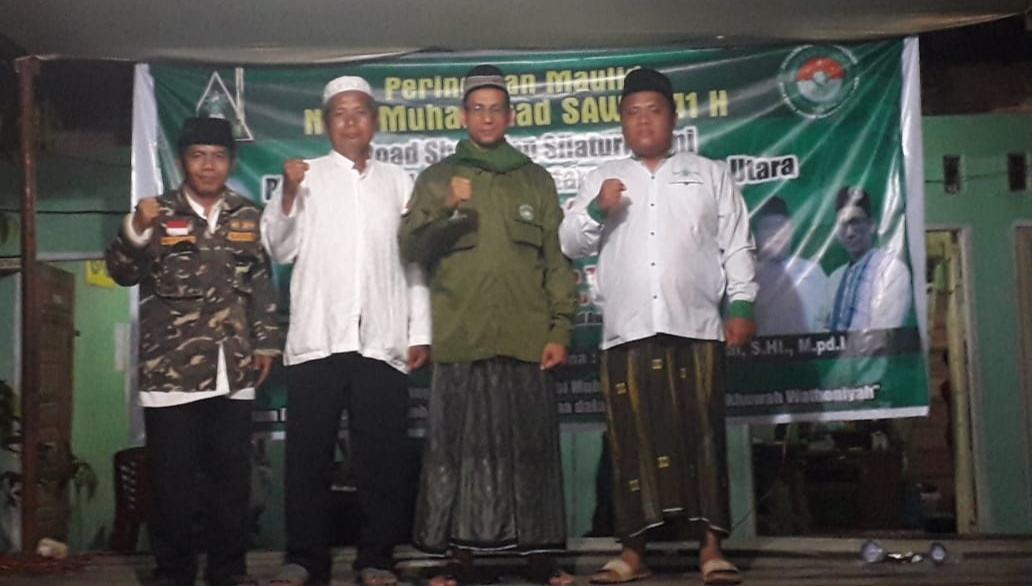 Pejuang Islam Nusantara Sumut, Laksanakan Maulid Nabi dan Waqaf Alquran
