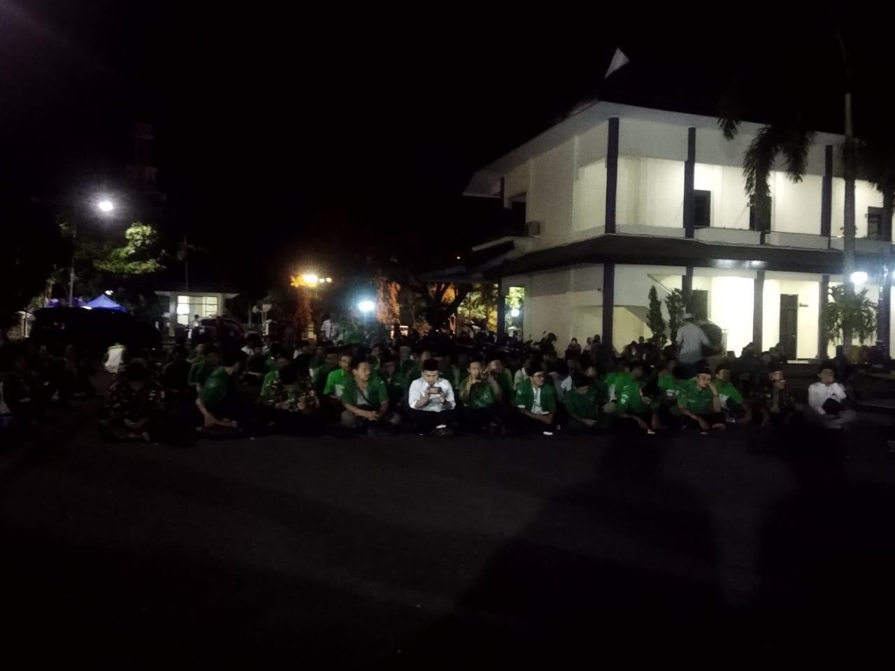 GP Ansor Ciamis, Lantik PAC dan Pengurus Ranting Se-Kabupaten Ciamis