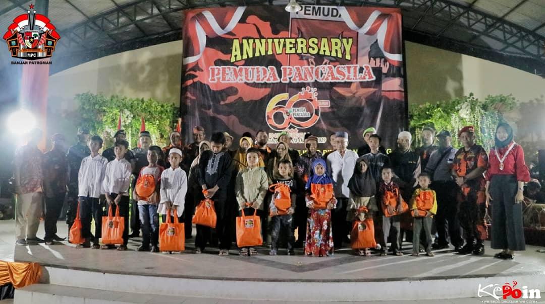 HUT PP Ke-60, MPC PP Kota Banjar Adakan Tabligh Akbar
