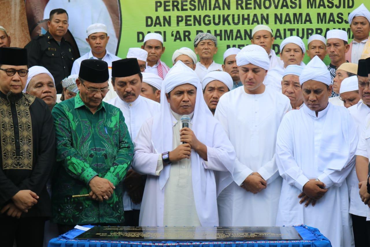Tuan Guru Besilam, Syekh Irfansyah Terpilih