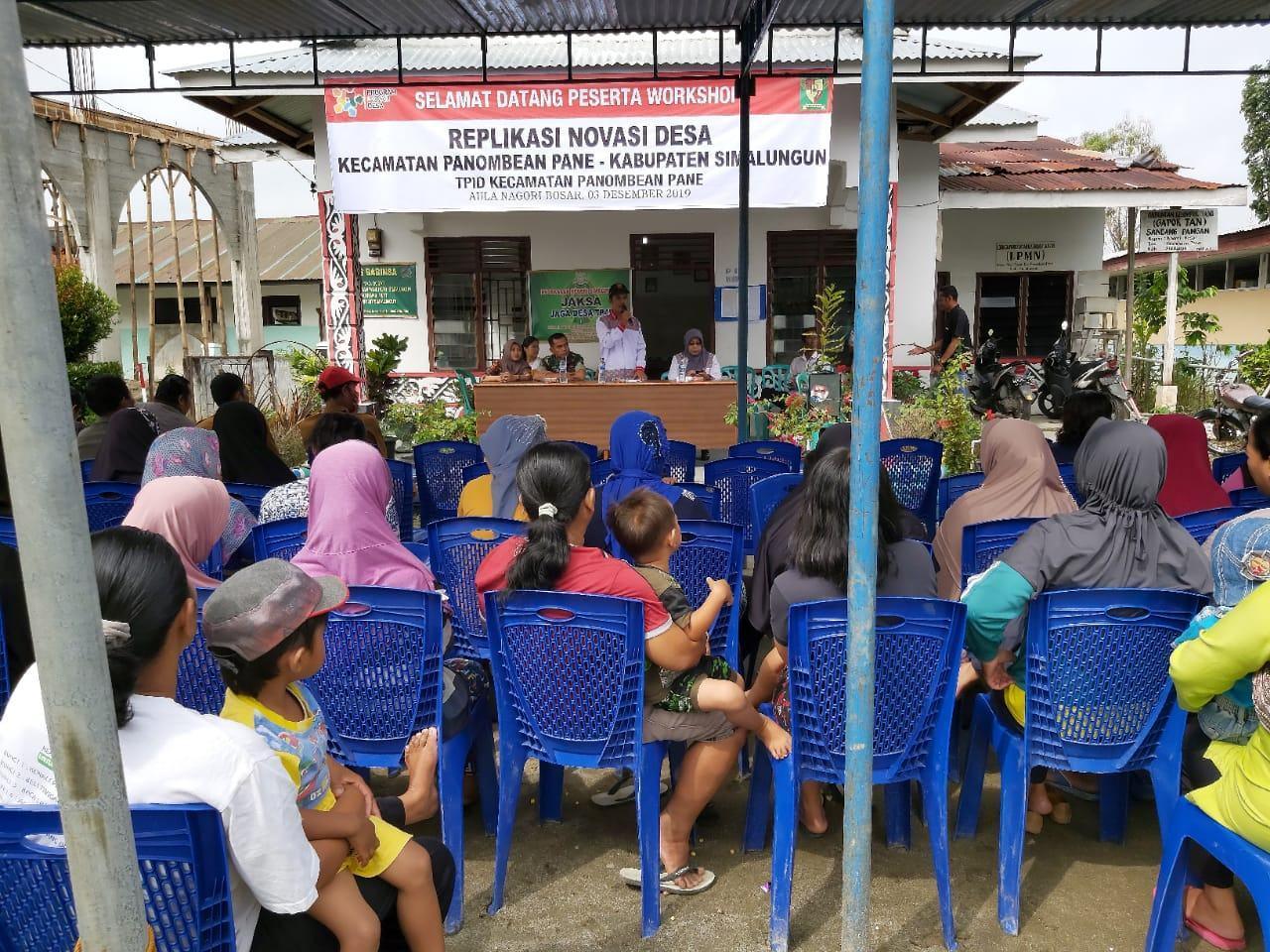 Replikasi Inovasi Desa, Komitmen Desa Dalam Pembangunan