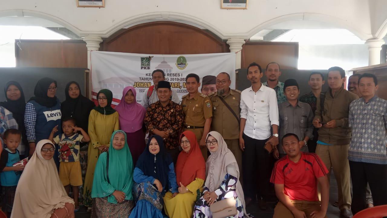 Anggota DPRD Jawa Barat, Musibah Kebakaran di Ciamis Evaluasi Bersama