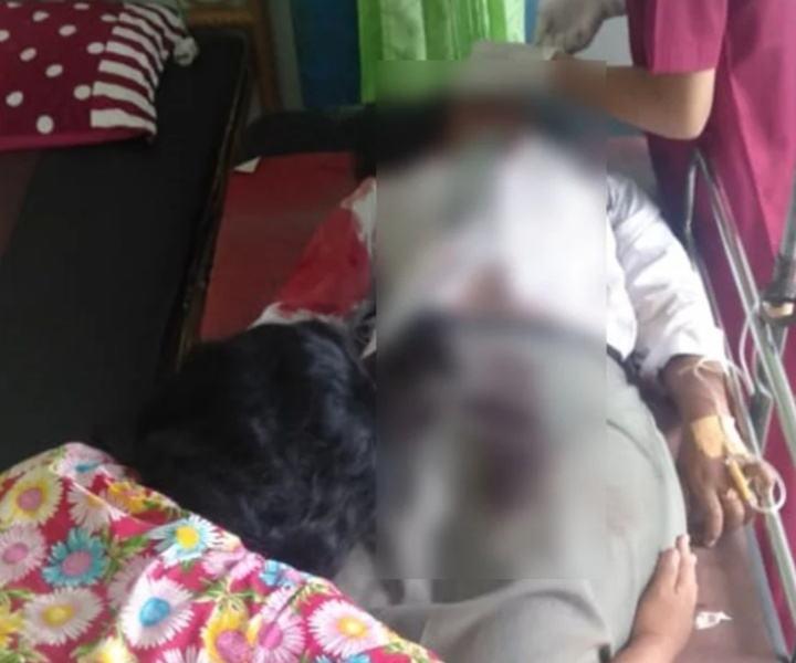 Jambret di Labuhanbatu, Pelaku Menghilangkan Nyawa Terekam CCTV