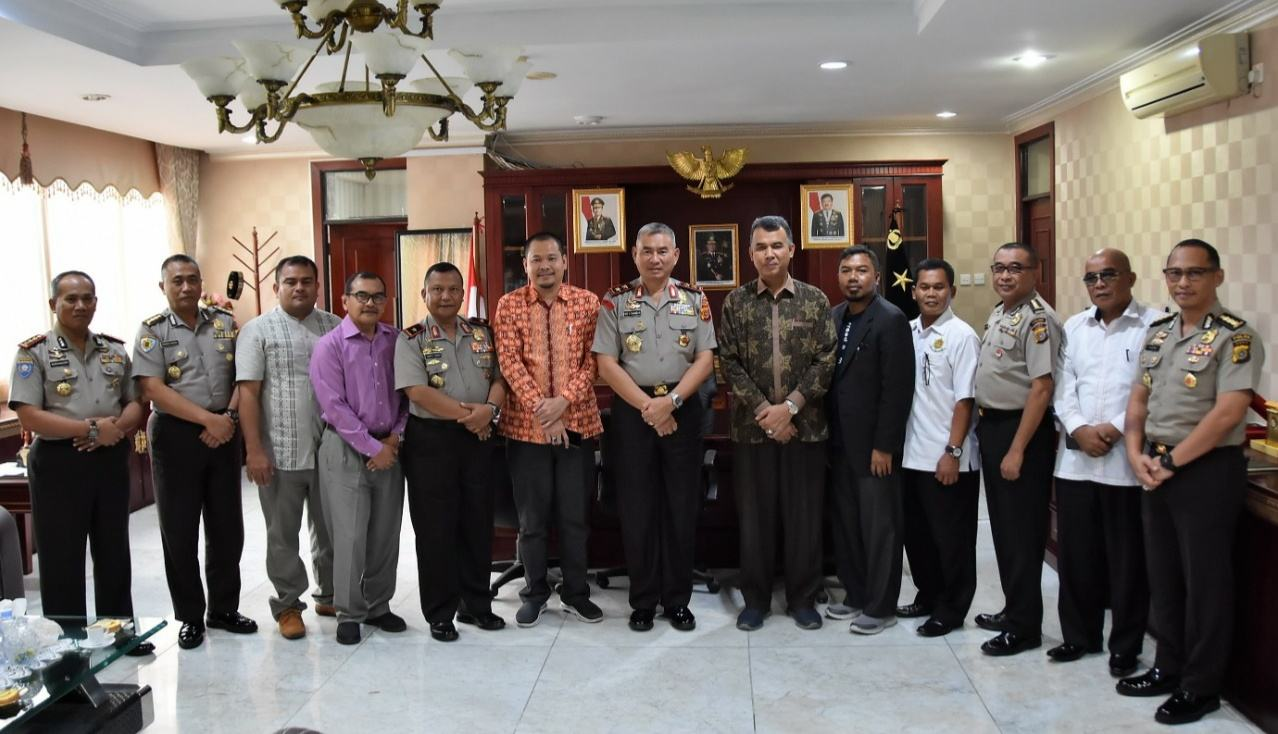 Unimal Kunjungi Polda Aceh, Bahasa MoU Peningkatan SDM