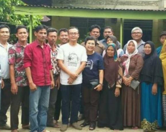 Komisioner KPK Kunjungi Labuhanbatu, Bernostalgia dan Ingin Bersihkan Koruptor