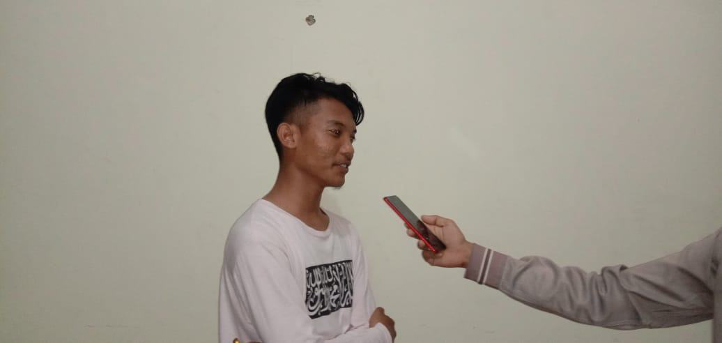 Jalan Rusak Wampu, Camat Sebut Belum Ada Jawaban dari Dinas PU