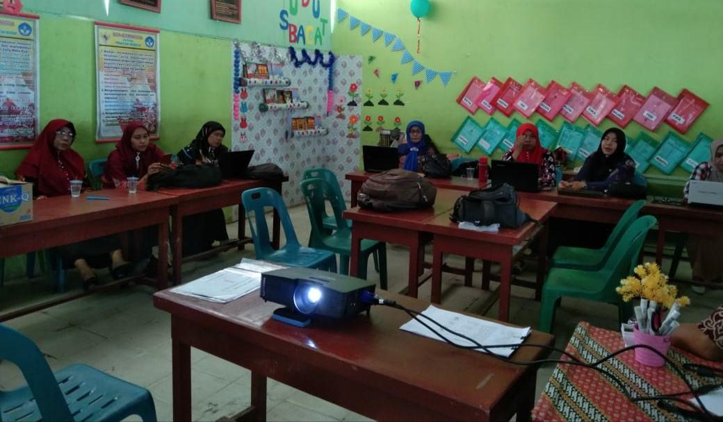 GPAI Kecamatan Binjai, Melek IT