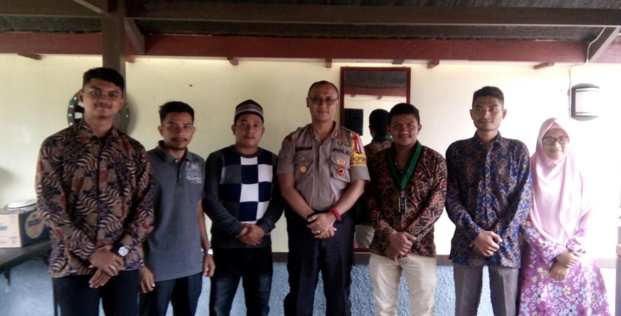 Kapolres Aceh Utara Dinobatkan Polisi Teladan, HMI Berikan Apresiasi