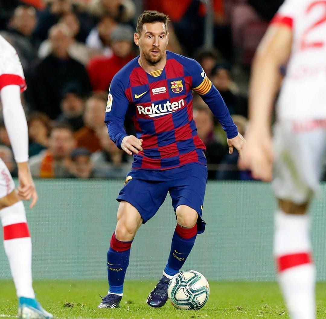 Barcelona Menang, Kalahkan Real Mallorca dengan Skor 5-2