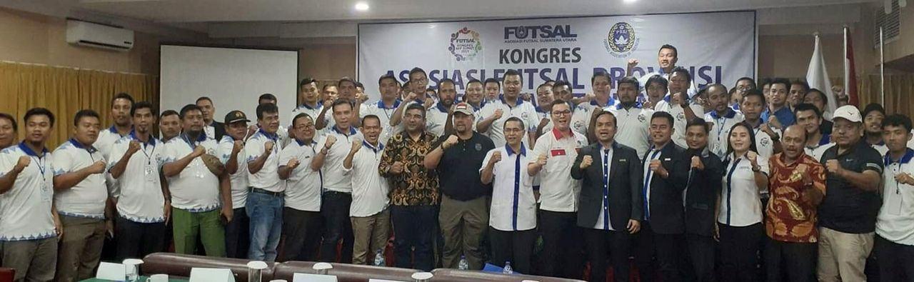 AFP Sumut, Ismail Rambe Terpilih Sebagai Ketua