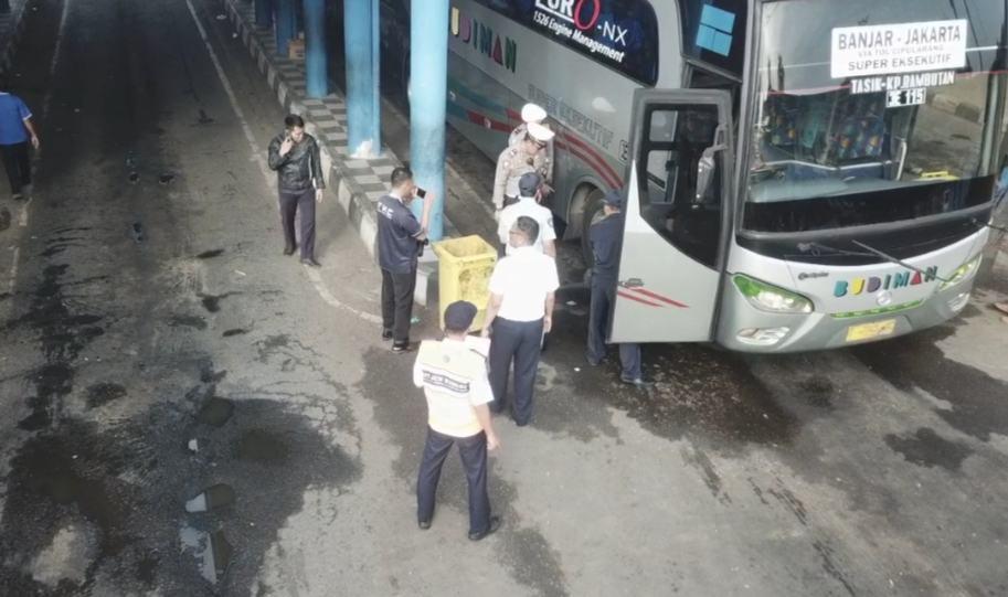 Polres dan Dishub Banjar, Operasi Ramcek Angkutan Umum