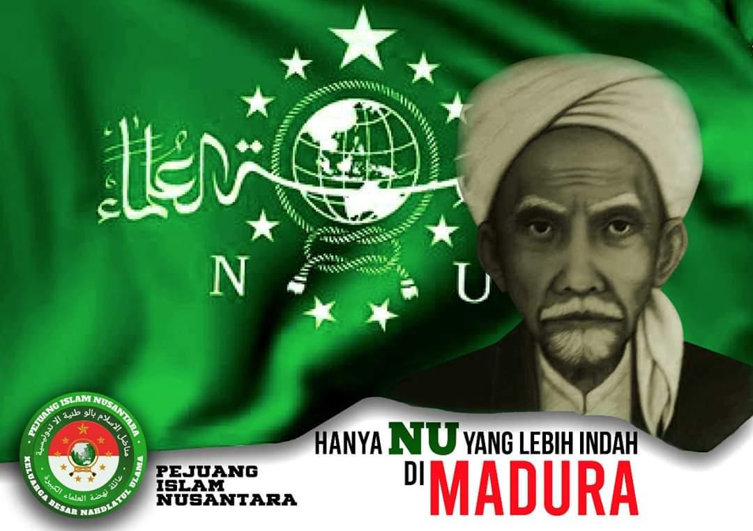 Hanya NU yang Lebih Indah di Madura