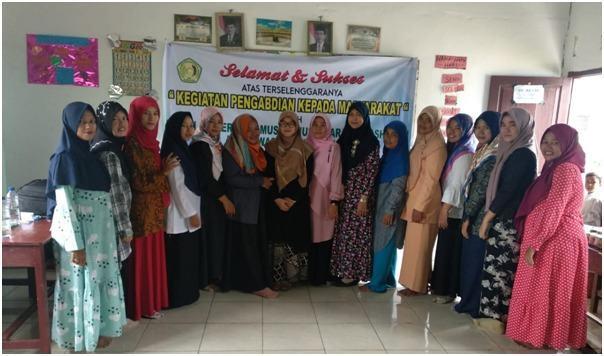 Dosen UMN Al-Washliyah, Lakukan Pengabdian Masyarakat di SD Swasta Pembangunan