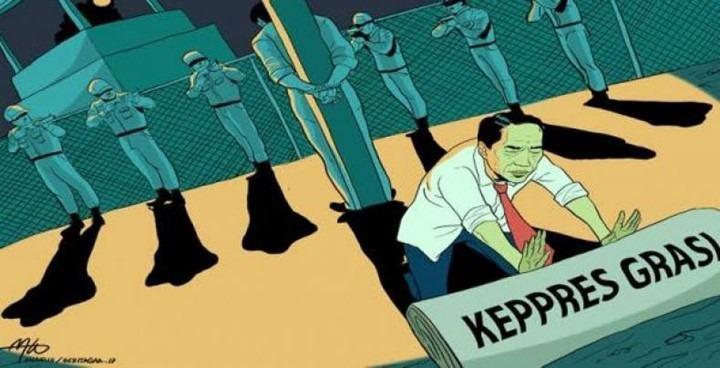 Jokowi Hukum Mati Koruptor Jika Rakyat Berkehendak, Tapi Obral Grasi