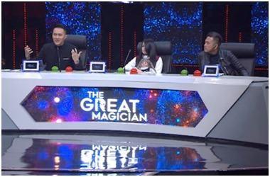 Aksi Memukau 25 Talenta Magician Bikin Kagum