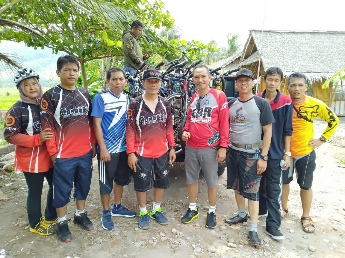 BKPH Banjar Selatan, Gowes Tempuh Jarak 20 KM