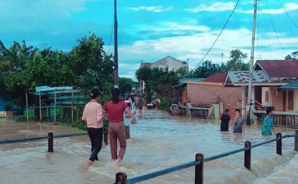 Banjir di Tebing Tinggi, Aktivis Soroti Pemerintah Soal Kota Adipura